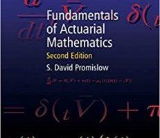 Fundamentals of Actuarial Mathematics PDF