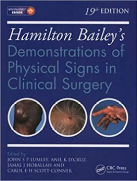Bailey's Physical Signs 19th Edition