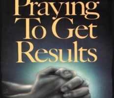 Praying To Get Results pdf