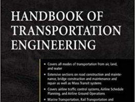Handbook of Transportation Engineering PDF