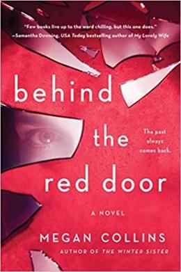 Behind the Red Door by Megan Collins PDF