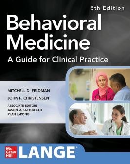 Behavioral Medicine A Guide for Clinical Practice PDF
