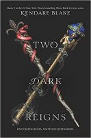 Two Dark Reigns by Kendare Blake PDF