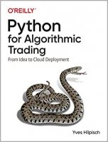 Python for Algorithmic Trading by Yves Hilpisch PDF