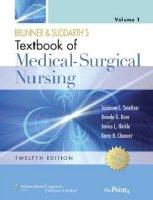 Brunner & Suddarth's Textbook of Medical Surgical Nursing PDF