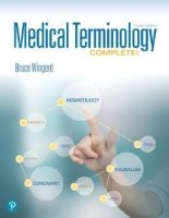 Medical Terminology Complete 4th edition PDF