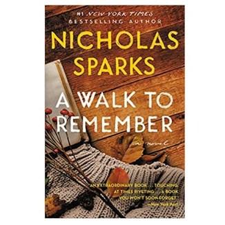 A Walk to Remember by Nicholas Sparks ePub