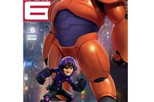 Big Hero Six by RH Disney PDF