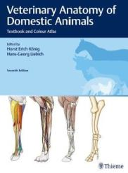 Veterinary Anatomy of Domestic Animals Textbook and Colour Atlas PDF