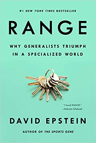 Range: How Generalists Triumph in a Specialized World PDF