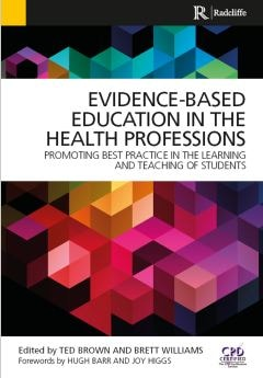 Evidence-Based Education in the Health Professions PDF