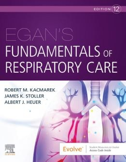 Fundamentals of Respiratory Care 12th Edition PDF