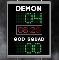 Demon: Four, God squad: Nil By David Dwan PDF