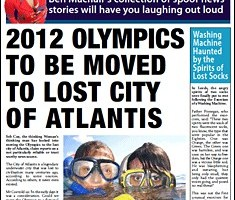 Spoof News 2007-2011: Volume 1 By Ben Macnair
