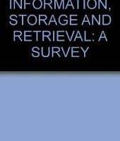 Information Retrieval: A Survey By Ed Greengrass