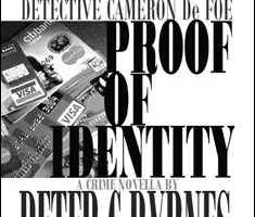 Proof of Identity By Peter C Byrnes