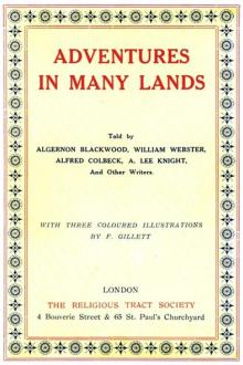 Adventures in Many Lands by G.A Henty Pdf