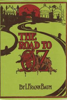 The Road to Oz By  Lyman Frank Baum Pdf