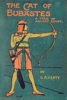 The Cat of Bubastes By  G. A. Henty Pdf