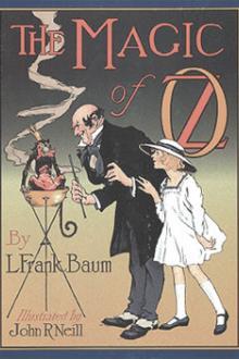 The Magic of Oz By  Lyman Frank Baum Pdf