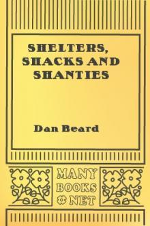 Shelters, Shacks and Shanties By  Dan Beard Pdf