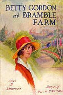 Betty Gordon at Bramble Farm By  Alice B. Emerson Pdf