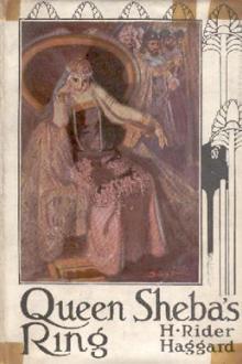 Queen Sheba's Ring By Rider Haggard Pdf