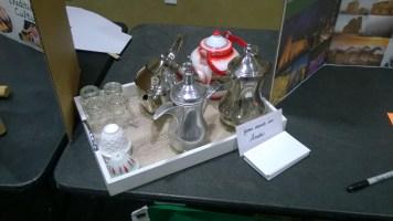 Arabic Coffee/Tea Set