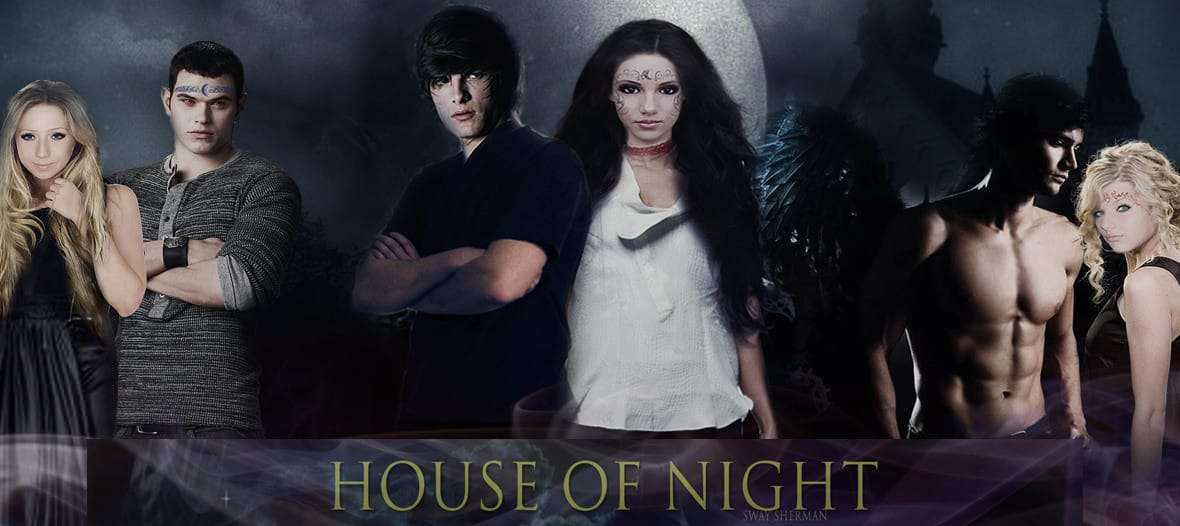 The Motheranddaughter Behind The House Of Night Series