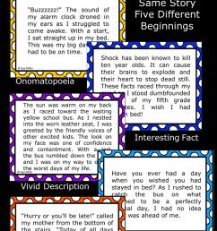 Writing a Narrative Hook   Book Units Teacher [ 1200 x 720 Pixel ]