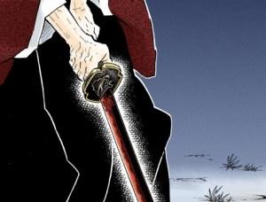 縁壱の「滅」が刻まれた日輪刀
