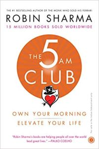 The 5 AM Club by Robin Sharma Review