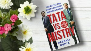 Tata vs Mistry by Deepali Gupta Review