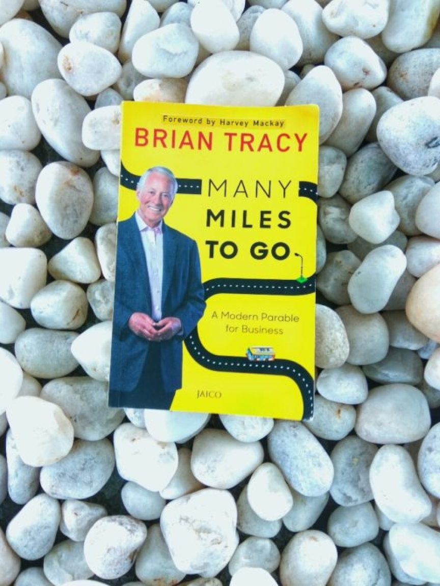 many miles to go by brian tracy
