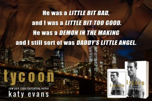 #Teaser TYCOON by @authorkatyevans