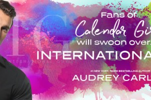 SERIES COVER REVEAL + PRE-ORDER!!! The International Guy Series by Audrey Carlan is coming soon!!!