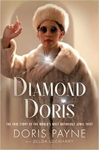 """Diamond Doris"" by Doris Payne (Book cover)"