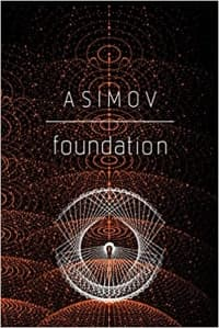 """""""Foundation"""" by Isaac Asimov (Book cover)"""