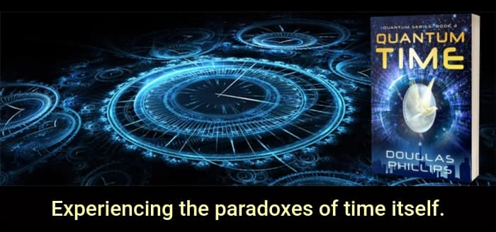 """Quantum Time"" by Douglas Phillips (Header image)"