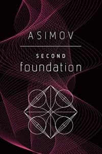 """""""Second Foundation"""" by Isaac Asimov (Book cover)"""