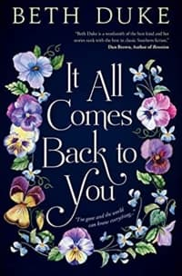 """""""It All Comes Back to You"""" by Beth Duke (Book cover)"""