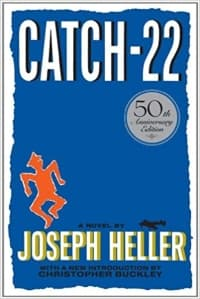 """""""Catch-22"""" by Joseph Heller (Book cover)"""