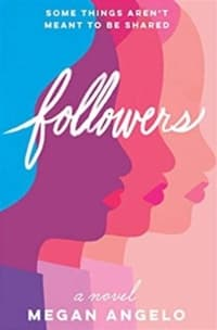 """""""Followers"""" by Megan Angelo (Book cover)"""