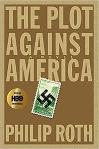 """""""The Plot Against America"""" by Philip Roth (Book cover)"""