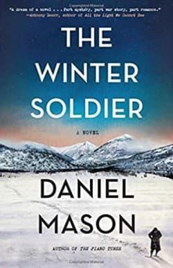 """The Winter Soldier"" by Daniel Mason (Book cover)"