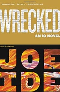 """""""Wrecked"""" by Joe Ide (Book cover)"""