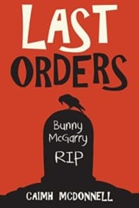 """""""Last Orders"""" by Caimh McDonnell (Book cover)"""