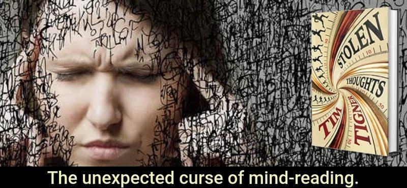 """Stolen Thoughts"" by Tim Tigner (Header image)"