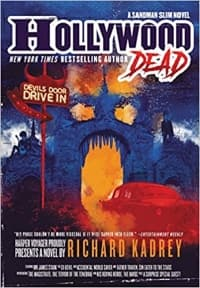 """Hollywood Dead"" by Richard Kadrey (Book cover)"