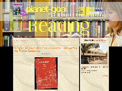 Planet-Goa Reading: Cholta Cholta